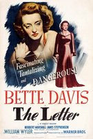 The Letter movie poster (1929) picture MOV_484cadf4