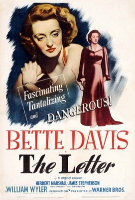 The Letter movie poster (1929) poster MOV_484cadf4