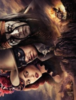 The Lone Ranger movie poster (2013) picture MOV_484dd1a2