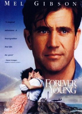 Forever Young movie poster (1992) poster MOV_485465f9