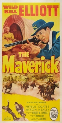 The Maverick movie poster (1952) poster MOV_485a2062
