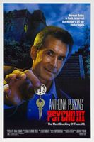 Psycho III movie poster (1986) picture MOV_485a54e8