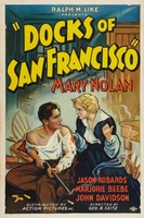 Docks of San Francisco movie poster (1932) picture MOV_485f3ee5