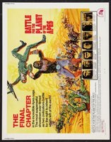 Battle for the Planet of the Apes movie poster (1973) picture MOV_4860a68f