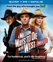 A Million Ways to Die in the West movie poster (2014) picture MOV_4860c5c1