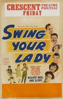 Swing Your Lady movie poster (1938) picture MOV_48623203