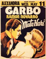 Mata Hari movie poster (1931) picture MOV_486669f8