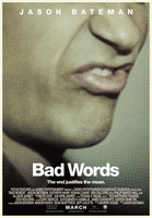 Bad Words movie poster (2013) picture MOV_4868b073