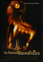 An American Werewolf in Paris movie poster (1997) picture MOV_48695d91