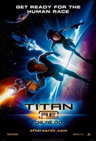 Titan After Earth movie poster (2000) picture MOV_486a4d86