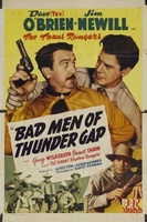 Bad Men of Thunder Gap movie poster (1943) picture MOV_487125ff