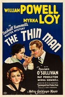 The Thin Man movie poster (1934) picture MOV_4871dcb6