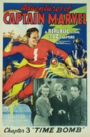 Adventures of Captain Marvel movie poster (1941) picture MOV_4875b229
