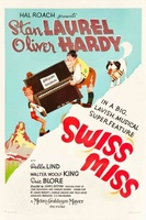 Swiss Miss movie poster (1938) picture MOV_48814e4b
