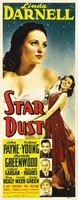 Star Dust movie poster (1940) picture MOV_4882b48b