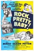 Rock, Pretty Baby movie poster (1956) picture MOV_488842e7