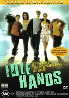 Idle Hands movie poster (1999) picture MOV_a46031e0