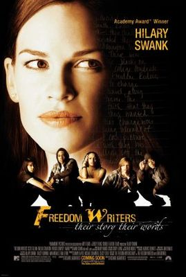 Freedom Writers movie poster (2007) poster MOV_488b9095