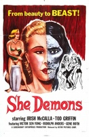 She Demons movie poster (1958) picture MOV_4893f17d