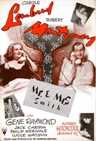 Mr. & Mrs. Smith movie poster (1941) picture MOV_4894a6dc
