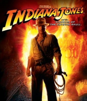 Indiana Jones and the Kingdom of the Crystal Skull movie poster (2008) poster MOV_48957ed8