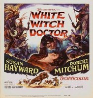 White Witch Doctor movie poster (1953) picture MOV_4899116b