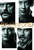 Deadwood movie poster (2004) picture MOV_489eedb7