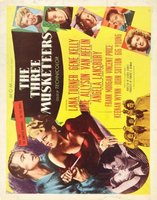 The Three Musketeers movie poster (1948) picture MOV_48a0bba1