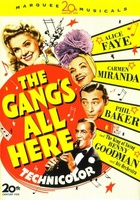 The Gang's All Here movie poster (1943) picture MOV_48a2c3eb