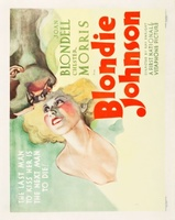 Blondie Johnson movie poster (1933) picture MOV_48ab7c2b