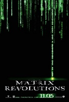 The Matrix Revolutions movie poster (2003) picture MOV_e73d9947