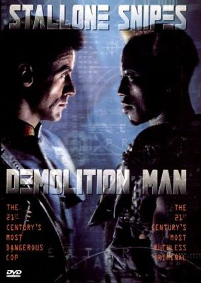 Demolition Man movie poster (1993) poster MOV_48beafe9
