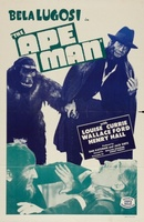 The Ape Man movie poster (1943) picture MOV_48c3ce31