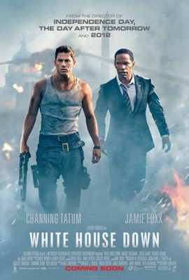 White House Down movie poster (2013) poster MOV_48c8f4da