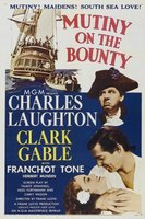 Mutiny on the Bounty movie poster (1935) picture MOV_48c91bb9