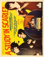 A Study in Scarlet movie poster (1933) picture MOV_48d11fbe