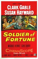 Soldier of Fortune movie poster (1955) picture MOV_48d1b3e0