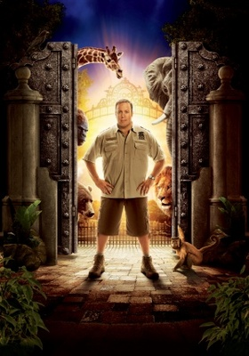 The Zookeeper movie poster (2011) poster MOV_48d9cc14