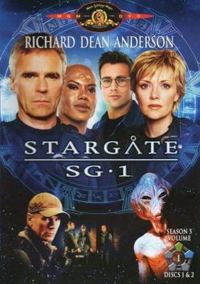 Stargate SG-1 movie poster (1997) poster MOV_48e1c8c8