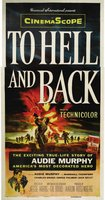 To Hell and Back movie poster (1955) picture MOV_48e63306