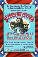 Willie Nelson's 4th of July Celebration movie poster (1979) picture MOV_48e7af85