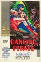 Dancing Pirate movie poster (1936) picture MOV_48e7c786