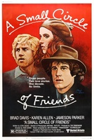 A Small Circle of Friends movie poster (1980) picture MOV_48ea4b2a