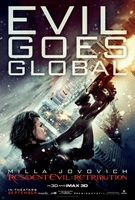 Resident Evil: Retribution movie poster (2012) picture MOV_48eace77