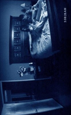 Paranormal Activity movie poster (2007) poster MOV_48ec4fc7