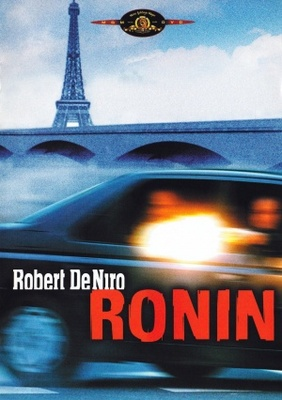Ronin movie poster (1998) poster MOV_48f39b0c