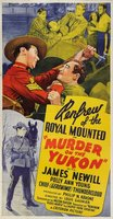 Murder on the Yukon movie poster (1940) picture MOV_48feca9a
