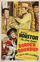 Border Roundup movie poster (1942) picture MOV_48ff3abe