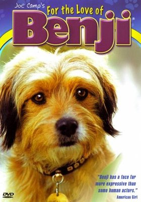 For the Love of Benji movie poster (1977) poster MOV_49016ed1