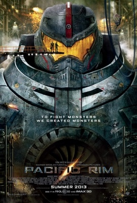 Pacific Rim movie poster (2013) poster MOV_4905b784
